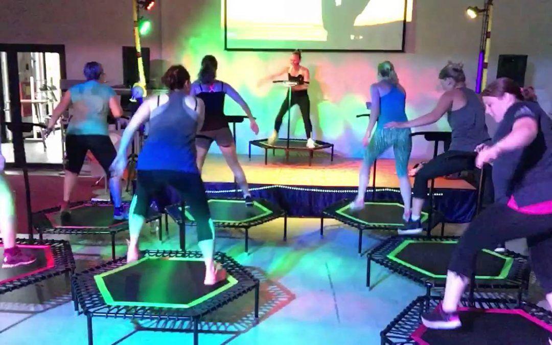 Jumping Fitness®, la nueva forma de hacer deporte que arrasa