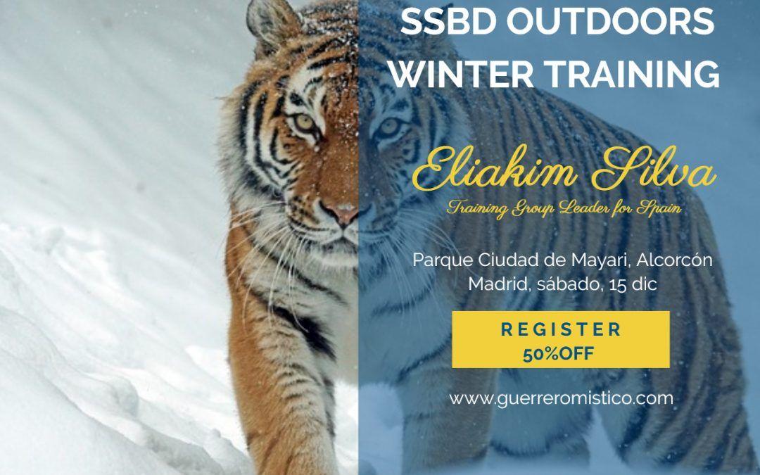 Silat Suffian Bela Diri Outdoors Winter Training