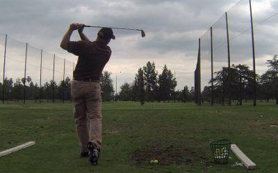 Generando más potencia desde la rotación de cadera: lecciones aprendidas de un buen golfista